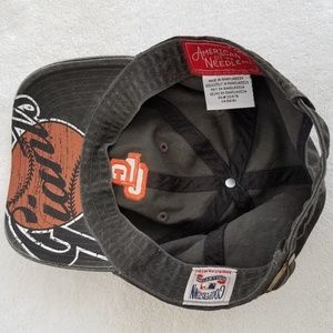 2108ce544abdc American Needle Accessories - San Francisco Giants American Needle Relaxed  Hat